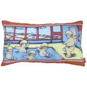 Nudo Cushion Swim Lessons