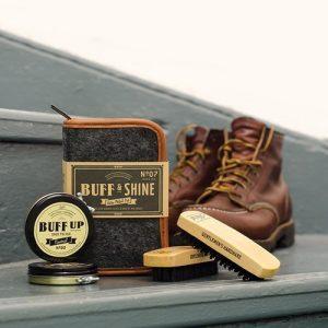 Men's Shoe Shine Kit