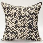 Geometric Pattern Cushion