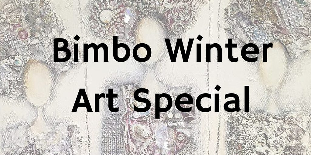 Bimbo's Winter Art Special