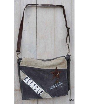 Vintage Canvas Bag