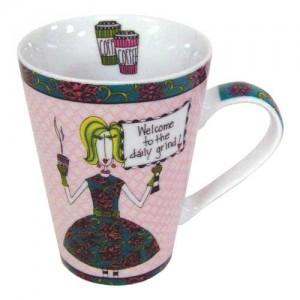 Coffee Mug Daily Grind
