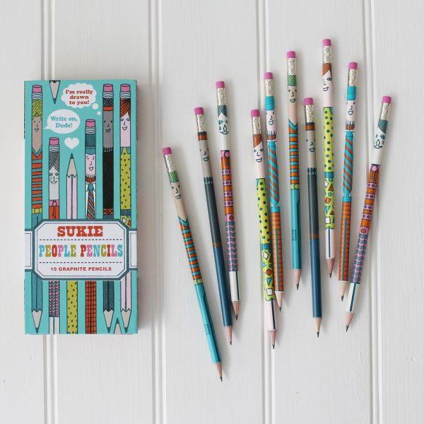 sukie pencil set