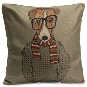 Hound Dog Cushion