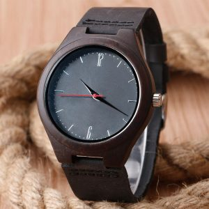 Mens Bamboo Wood Watch
