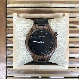 Men's Bamboo Wooden watch - Adelaide