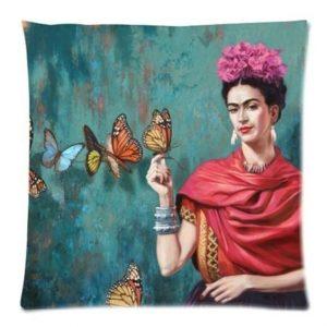 Frida Kahlo Cushion - Adelaide