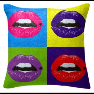 Pop Art Cushions - Adelaide