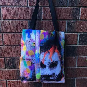 Tote Bag Graffiti