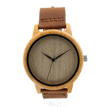 bamboo watch classic