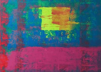 Oil On Canvas - Ollie Laukirbe